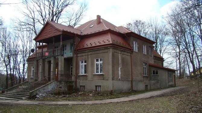 Kalina Mala dwor teraz biblioteka