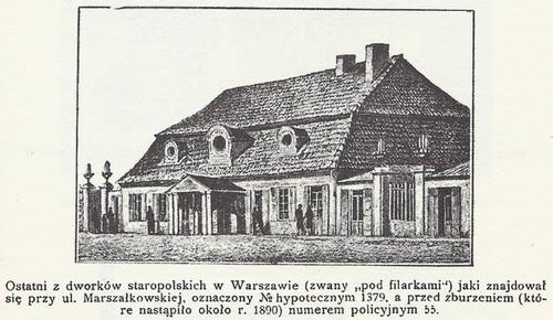 Warszawa dwor