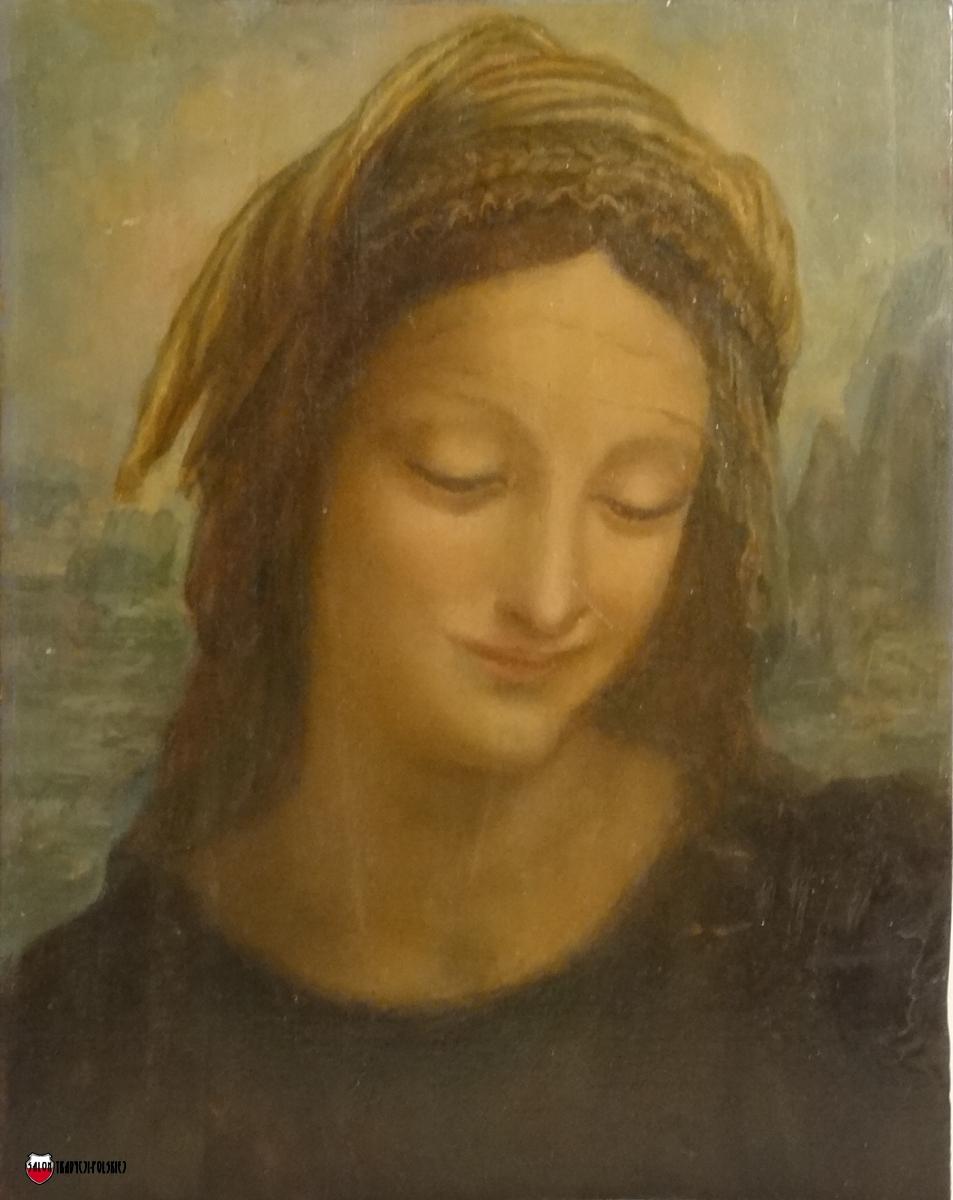 DSC04625 Kopia sw. Anny Leonardo da Vinci 1954