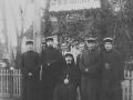 Wizyta hachana karaimów Seraji Szapszała wŁucku 1932r(1)