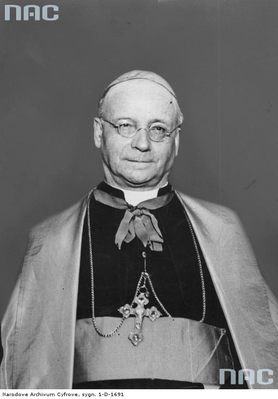 PIC_1-D-1691 Ks. arcybiskup Francesco Marmaggi - nuncjusz apostolski w Polsce.jpg