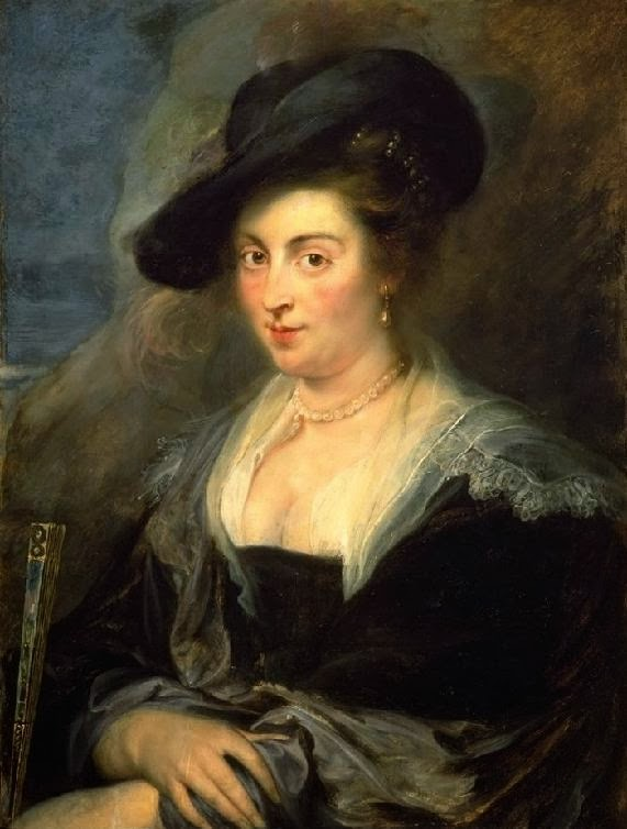 1640 Peter_Paul_Rubens_Portrait-of-a-woman