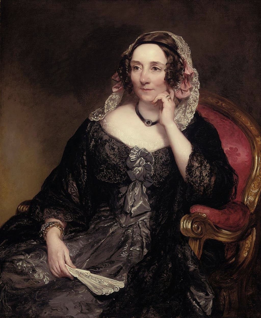 1850-Margaret_Sarah_Carpenter_-_Selina,_Lady_Fitzwygram