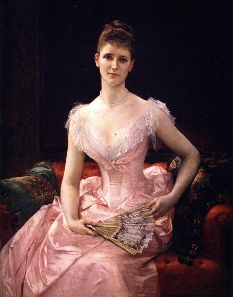 1887-cabanel-olivia-peyton-murray  Alexandre Cabanel (1887)