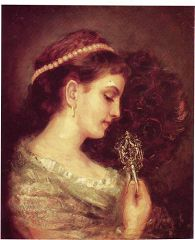Lady-with-a-Fan_Maurycy-Gottlieb_Romanticism_portrait