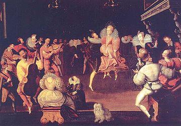 XVI w. francuska wolta