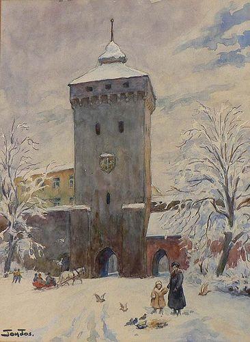 St. Tondos Brama Florianska