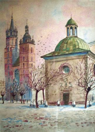 St.Tondos Krakow k.sw.Wojciecha