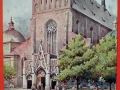 St. Tondos k.dominikanow w Krakowie