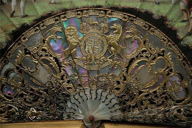 Eventail de la Reine Victoria