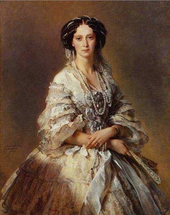 Maria Alexandrovna, Empress of Russia, 1853