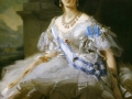 744Portrait of Yussupova by Friedrich Winterhalter, 1858