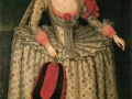 Anne of Denmark, Queen of England, Marcus Gheeraerts the Younger, Oil on canvas, Woburn Abbey, Date c.1611-1614