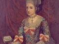 Donna Francese Aoto Martini, ca 1770