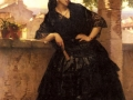 Giraud_Eugene_Pierre_Francois_A_Spanish_Beauty_With_A_Fan