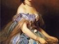 Grand Duchess Alexandra Iosifovna, byWinterhalter 1868