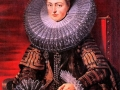 Isabella Clara Eugenia, princess of Spain, byRubens ca. 1590