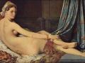 Jean Auguste Dominique Ingres Odalisque 1814