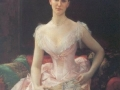 Portrait Of Young Lady, byCabanel, ca. 1889