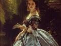 Princess Elizabeth Esperovna Belosselsky Belosersky, Princess Troubestskoy, 1867