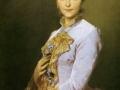 by Ivan Makarov, 1885 мортрет неизвестноб.