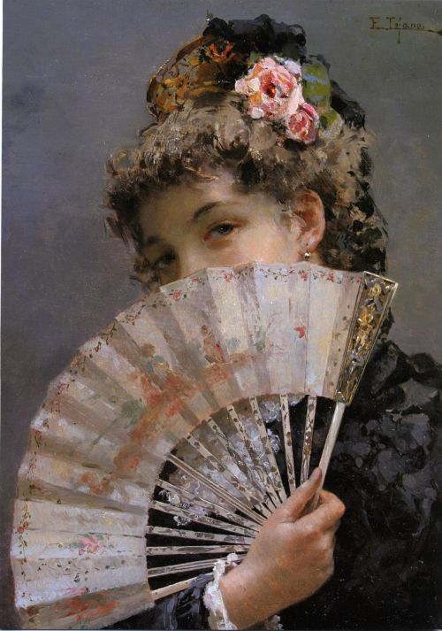 tofano_ventaglio Edoardo Tofano Lady with a Fan
