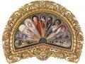 wachlarz ok 1890 malarze monachijscy