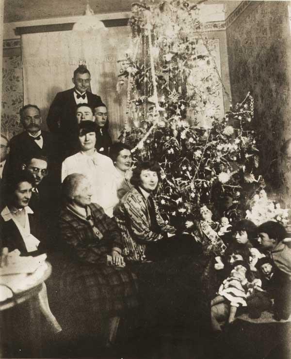 rodzina Michalskich 1927 r