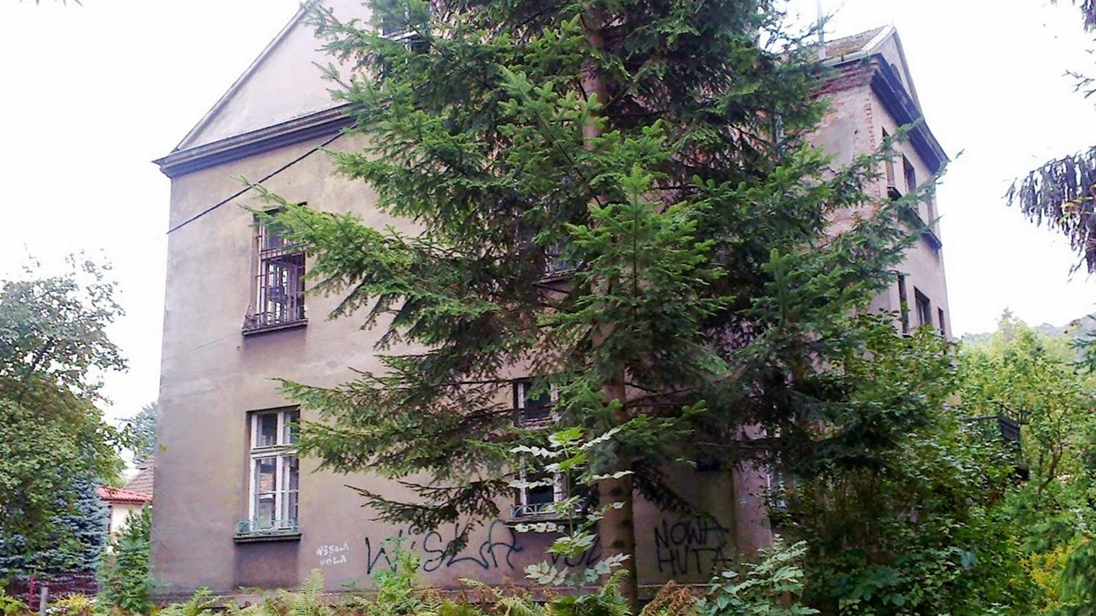 Krakow Zwierzyniec dom St.Tondosa w2012 r.